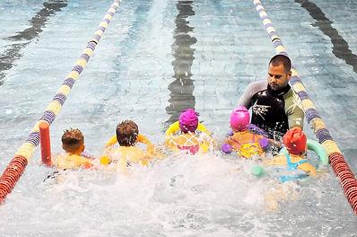 Nauka pływania dla dieci