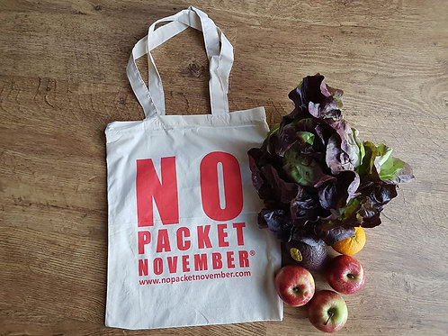 No Packet November Tote Bag