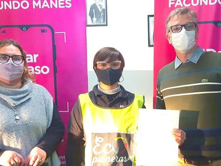 La UCR dio el paso hacia una campaña más sustentable en la ciudad