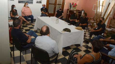 Equipo técnico del Municipio avanza en el estudio de un proyecto sobre cannabis para uso medicinal