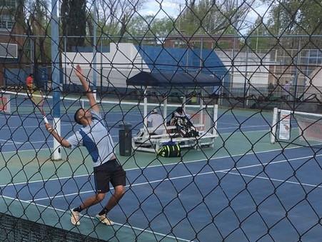 Tenis: el CBC perdió ante Gazcón y se juega todo la última fecha ante Racing
