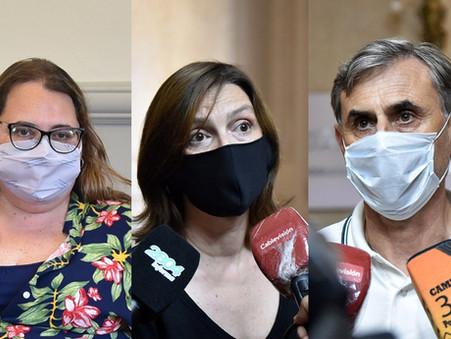 """Desde el radicalismo cuestionaron el """"vacunatorio VIP"""" del gobierno nacional"""
