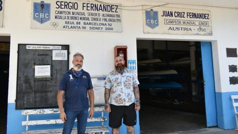 Día Nacional del Remero 2021: Entrevista a Sergio Fernández y a Juan Cruz Fernández