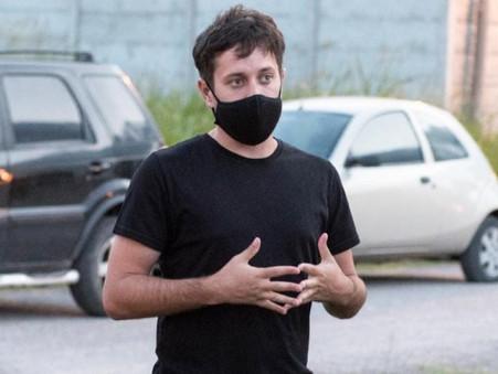Alejo Sarna propuso un subsidio municipal para comercios afectados por la pandemia