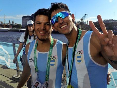 Felipe Modarelli, ternado para los Premios Olímpia 2018