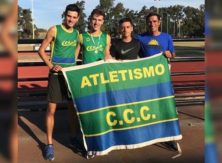Atletismo: El Club Ciudad de Campana compitió en el torneo ''Día de la Mujer''