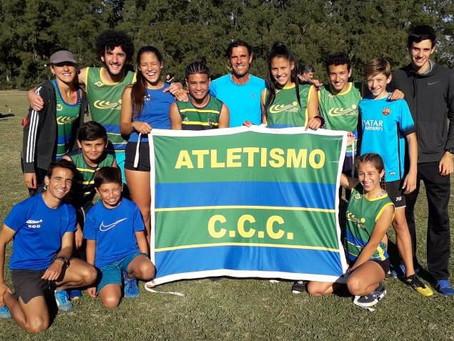 Atletismo: Tres títulos y una gran performance del C.C.C. en el Provincial de Pruebas Combinadas