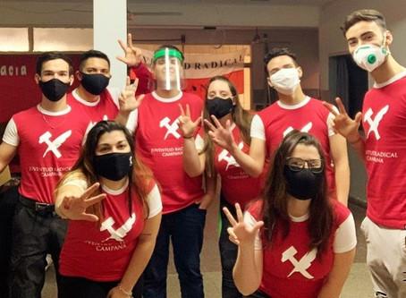 La Juventud Radical manifestó su apoyo a la lista de Abad-Revilla para dirigir a la UCR Buenos Aires