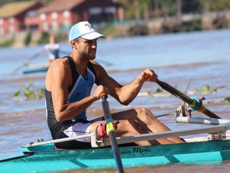 REMO: el Boat Club quedó segundo en la regata ''102° Aniversario'' del Paraná Rowing Club