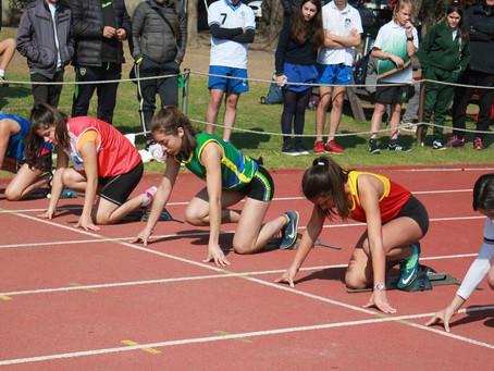 Juegos Bonaerenses 2019: también habrá campanenses en la final de Atletismo