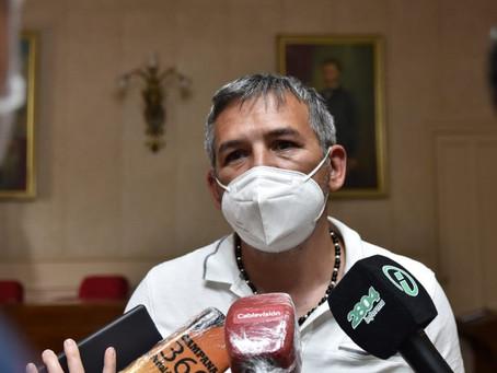 """Contreras: """"Sarna tiene que pedirle el listado de vacunados a los integrantes de La Cámpora"""""""