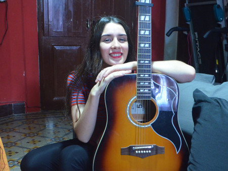 Cuadros Dentro De Cuadros: Entrevista y set acústico de Pilar Montoro