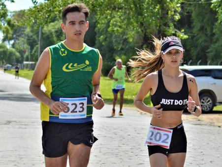 Excelentes performances de atletas del Club Ciudad en la carrera ''Eugenio Montero'' de Zárate