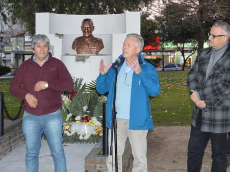 El peronismo unido conmemoró los 45 años del fallecimiento de Perón