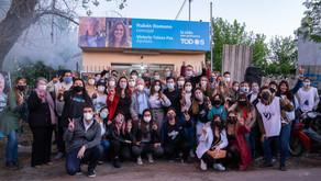 Referentes del Frente de Todos participaron de la inauguración de una unidad básica en La Josefa