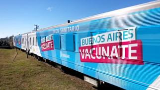 Rubén Romano anunció la llegada del Tren Sanitario a Campana