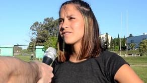 Novedades del atletismo del Club Ciudad de Campana: hablamos con Julieta Rodríguez