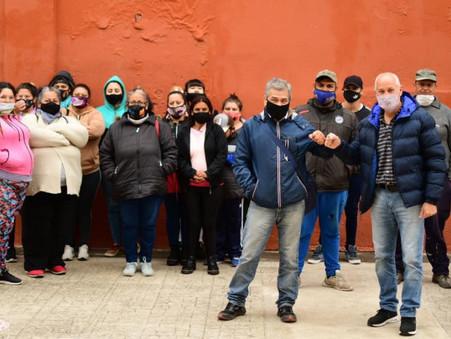 Se realizó la Jornada Nacional de lucha de la Corriente Clasista y Combativa (C.C.C.) en Zárate