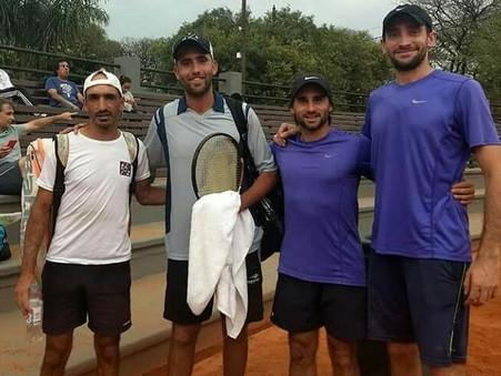 Tenis: Derrotas del CBC ante B.A. Lawn Tennis Club y Sociedad Hebraica