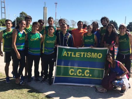 Dos títulos y catorce podios para el Club Ciudad en el Provincial U20 y de Mayores de Mar del Plata