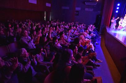 Dos nuevas obras de teatro se presentaron en el Pedro Barbero