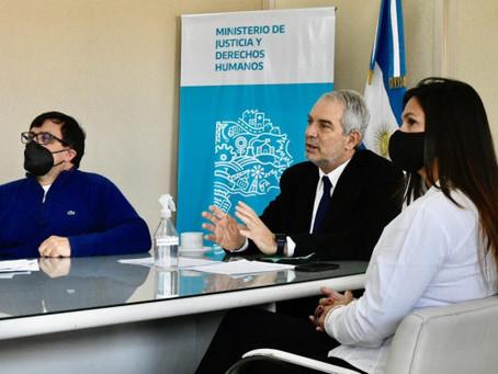Presos jóvenes de Campana participarán de talleres de concientización sobre violencia de género