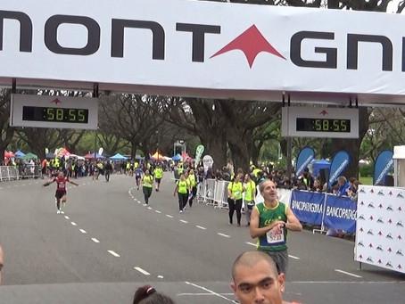 Running: Atletas del Club Ciudad corrieron los 15K de Montagne