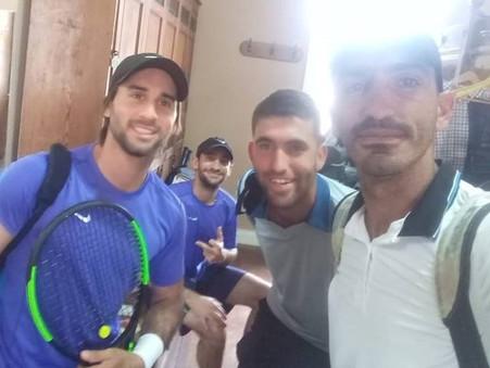 Tenis: El CBC cayó ante el durísimo Club Belgrano, pero sigue con chances de mantener la categoría