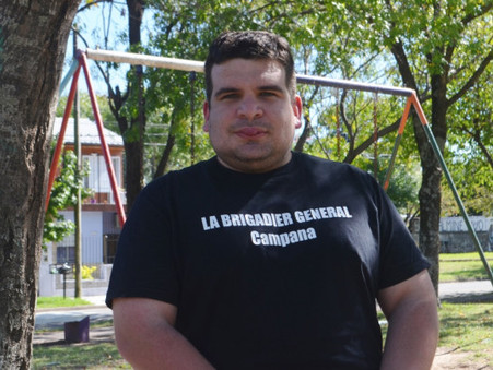 Roberto Dimeo: ''Campana tiene que reconocer e integrar a los barrios''