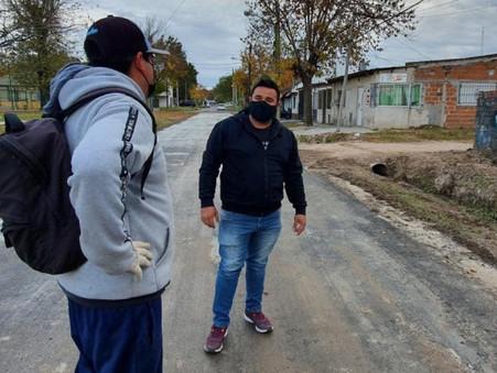 """Facundo Aphalo: """"A quienes vivimos en los barrios Abella nos trata como vecinos de segunda"""""""