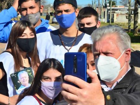 """""""La juventud será protagonista en esta pospandemia"""""""