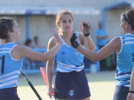 Hockey femenino: El C.B.C. goleó a CASA de Padua y dio un paso enorme hacia el título