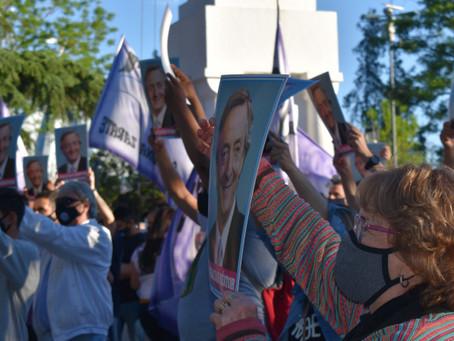 El peronismo homenajeó a Néstor Kirchner en el 10° aniversario de su muerte