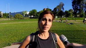 Novedades del atletismo del Club Ciudad de Campana: hablamos con María Florencia Mingues