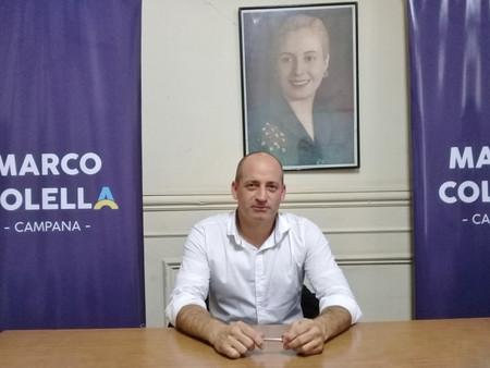 Entrevista a Marco Colella:  ''Cuatro años más de Cambiemos serían catastróficos''