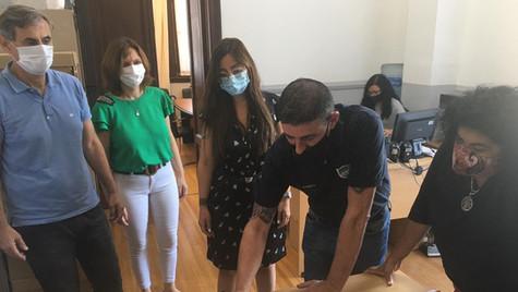 """Concejales de Juntos por el Cambio repudiaron """"las vacunaciones VIP"""""""