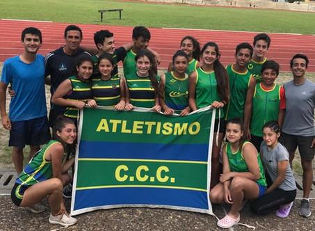 Atletismo: Excelente actuación del Club Ciudad en el Festival Nacional U-14 de pruebas combinadas