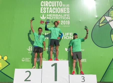 Running: Atletas del C.C.C. se destacaron en la ''Carrera de la Primavera''