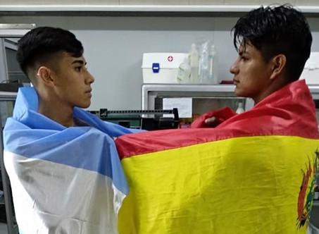 Boxeadores de Campana en el Mundialito Amateur de Bolivia