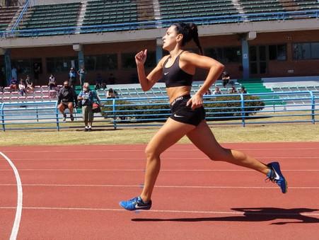Atletismo: 5 podios para el Club Ciudad en su regreso a las competencias oficiales