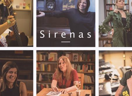 """""""Sirenas"""": mujeres en el rock"""