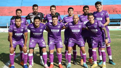 Tras el parate, Dálmine volvió a jugar y empató en Santiago del Estero