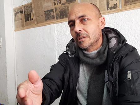 Entrevista a Oscar Echegaray: ''Desde una oficina en el centro no podés decir que sos peronista''