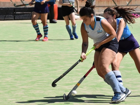 Hockey: La inter del Boat Club no logró el pase a la final por el título
