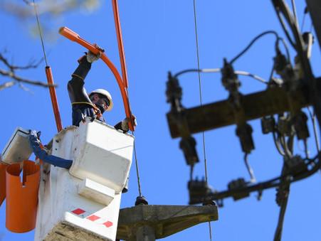 EDEN anuncia cortes de luz programados para la próxima semana en varios barrios
