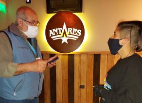 Realizan inspecciones en cervecerías y restaurantes