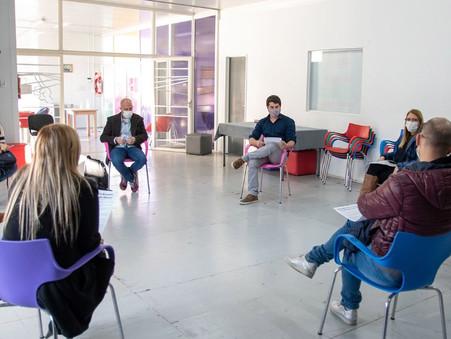 Elisa Abella anunció la creación de la banda de la Escuela Municipal de Música