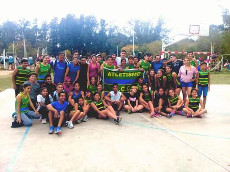 Atletismo: destacada performance del Club Ciudad en General Rodríguez