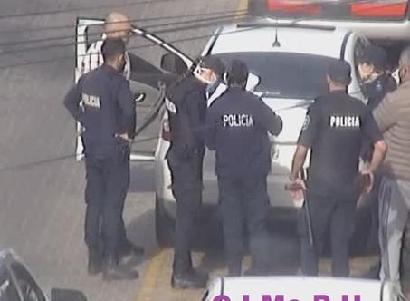 Dos sujetos fueron imputados por violar la cuarentena