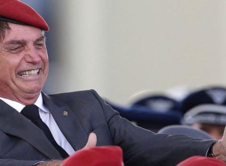 ''Él No'': Jair Bolsonaro, el candidato de derecha de Brasil que odia a mujeres, gays e indígenas